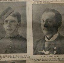 Image of Boer War Ledger Pg.83