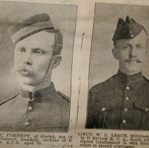 Image of Boer War Ledger Pg.84