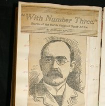 Image of Boer War Ledger Pg.106