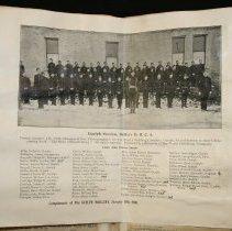 Image of Boer War Ledger Pg.12