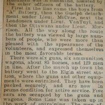 Image of Boer War Ledger Pg.13