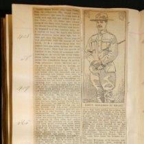 Image of Boer War Ledger Pg.45