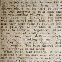 Image of Boer War Ledger, Pg.82