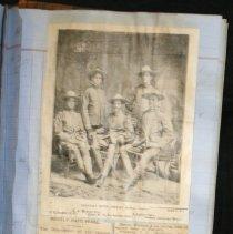 Image of Boer War Ledger, Pg.84
