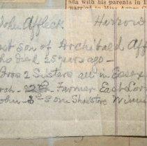 Image of Boer War Ledger, Pg.94