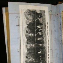 Image of Boer War Ledger, Pg.102