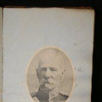Image of Boer War Ledger, Pg.1