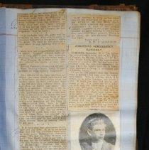 Image of Boer War Ledger, Pg.32