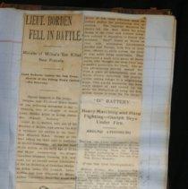 Image of Boer War Ledger, Pg.36