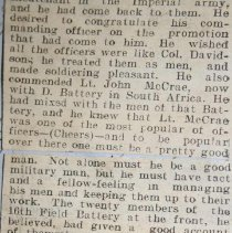 Image of Boer War Ledger, Pg.48