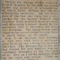 Image of Boer War Ledger, Pg.61