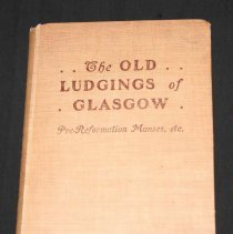Image of The Old Ludgings of Glasgow