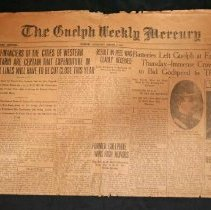 Image of M1968X.303.1 - Clipping, Newspaper