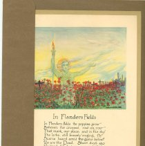 Image of In Flanders Fields Pamphlet
