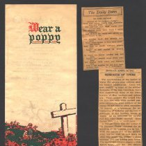 Image of M1968X.438.1 - Page, Scrapbook