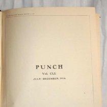 Image of Punch Magazine