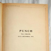 Image of Punch Magazine