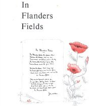 Image of In Flander's Field Sheet Music