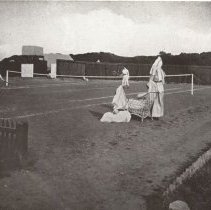 Image of Page 71 The Sisters' Tennis Court
