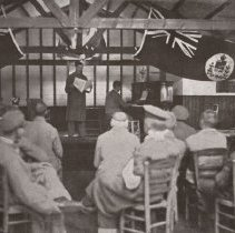 Image of Page 47 Concert in recreation hut