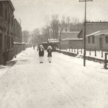 Image of Page 101 Main Street in Winter, 1917