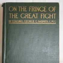 Image of Fringe of a Great Fight