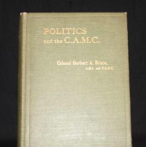 Image of Politics and the CAMC