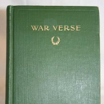 Image of War Verse