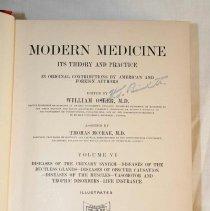 Image of Osler's Medicine