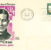 Image of Envelope and Stamp