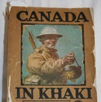 Image of Canada in Khaki