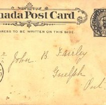 Image of WWI Canada Postcard