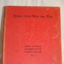 Image of Songs That Won the War