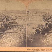 Image of In the Orange River Trenches
