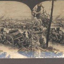Image of German Artillery at Antwerp