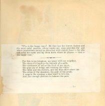 Image of Ivan Glover's Scrapbook, Pg.21