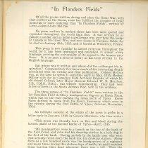 Image of Ivan Glover's Scrapbook, Pg.7