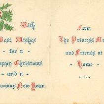 Image of Christmas Card + Photo