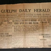 Image of The Guelph Daily Herald
