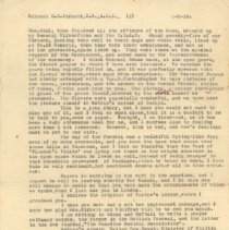 Image of .3 Letter to Col Birkett