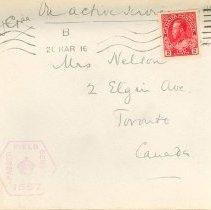 Image of M1998.9.18.2 - Envelope