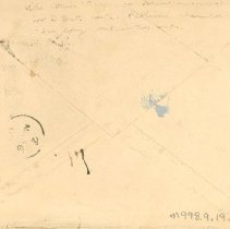 Image of Envelope from John McCrae
