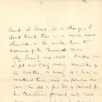 Image of Letter Dec 31 1916 pg3