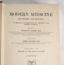 Image of Osler's Modern Medicine