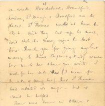 Image of J McCrae to L Kains p.4