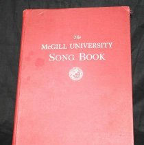 Image of McGill Songbook
