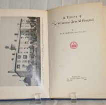 Image of History of Montreal Hospital
