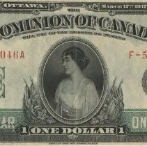 Image of One Dollar Bill