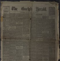 Image of 2001.24.1 - Newspaper