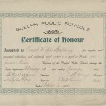 Image of 1952.58.4 - Certificate